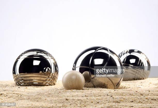 Boule de pétanque