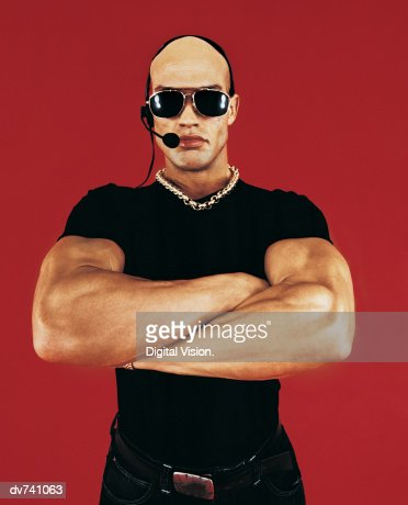 Bouncer Stock Photos And Pictures Getty Images