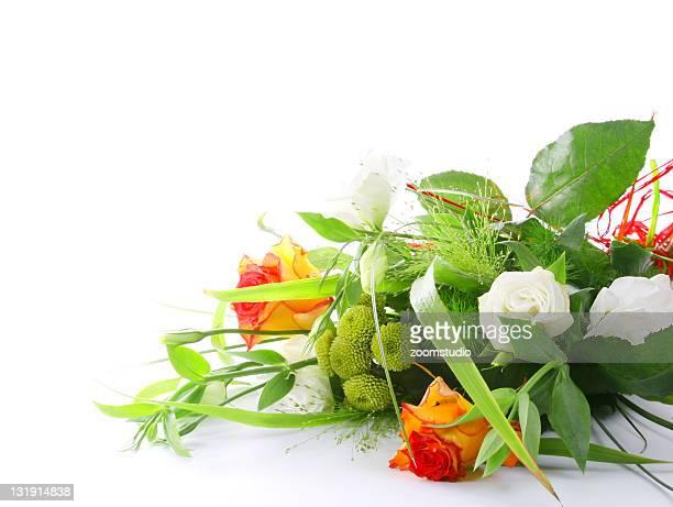 Bouquet background