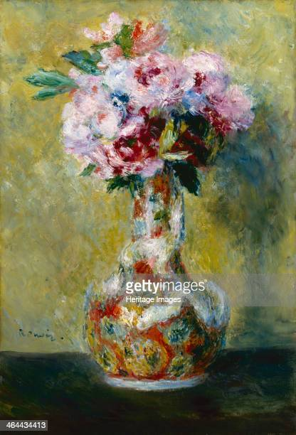 Bouquet in a Vase 1878 Found in the collection of the Indianapolis Museum of Art
