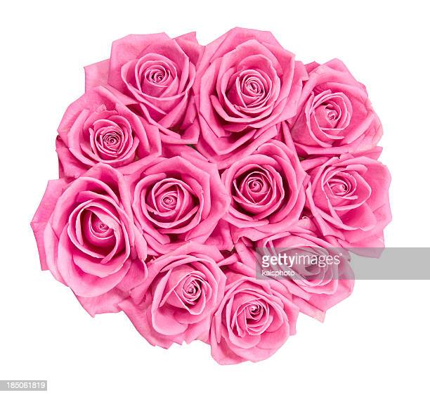 Bouquet de rose roses