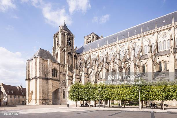 St etienne cathedral bourges stock photos and pictures getty images - Stock industriel bourges ...