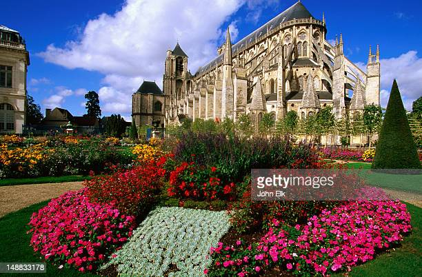 Bourges cathedral.