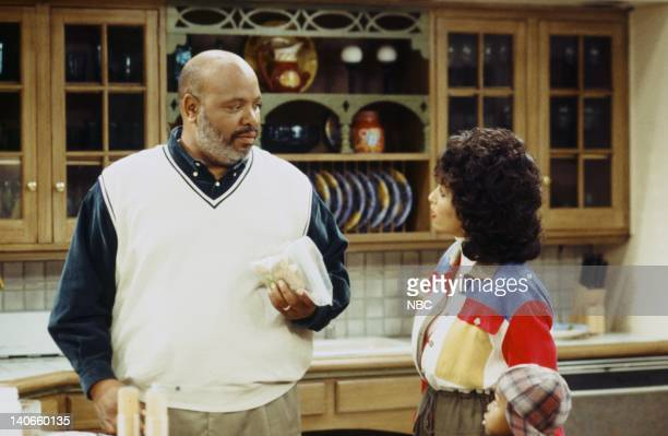 AIR 'Bourgie Sings the Blues' Episode 4 Pictured James Avery as Philip Banks Daphne Reid as Vivian Banks Photo by Kassa Zakadi/NBCU Photo Bank
