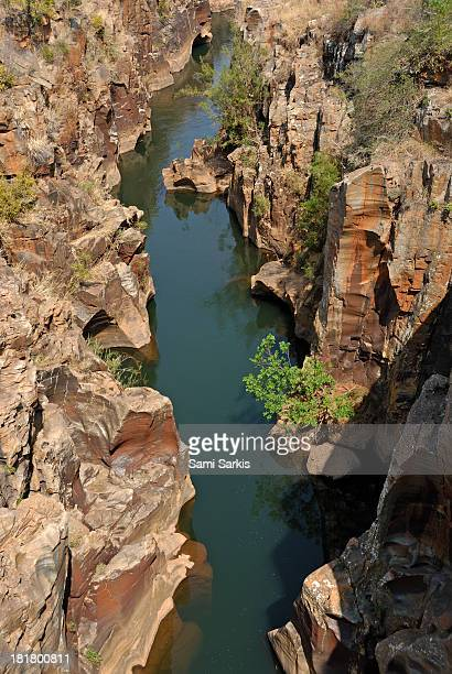 Bourke's Luck Potholes, Blyde Canyon
