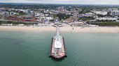 This is photo of Bournemouth, Panorama, Dorset, UK