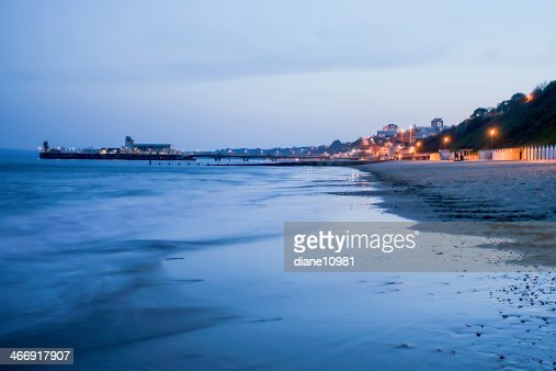 Bournemouth Pier : Stock Photo