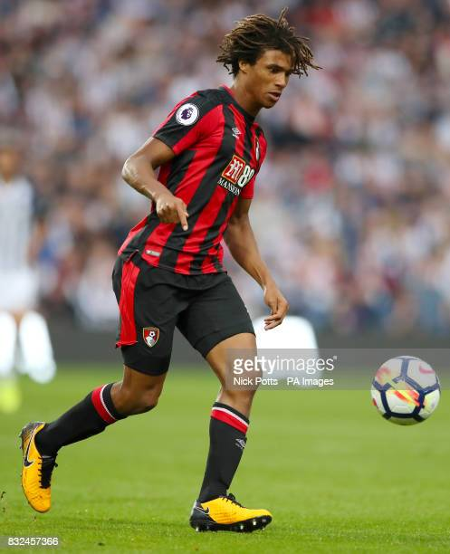AFC Bournemouth's Nathan Ake during the Premier League match at The Hawthorns West Bromwich