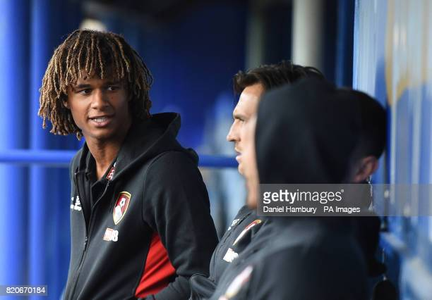 AFC Bournemouth's Nathan Ake during the preseason friendly match at Fratton Park Portsmouth
