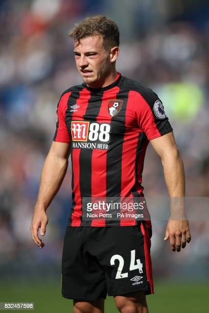 AFC Bournemouth's Ryan Fraser during the Premier League match at The Hawthorns West Bromwich