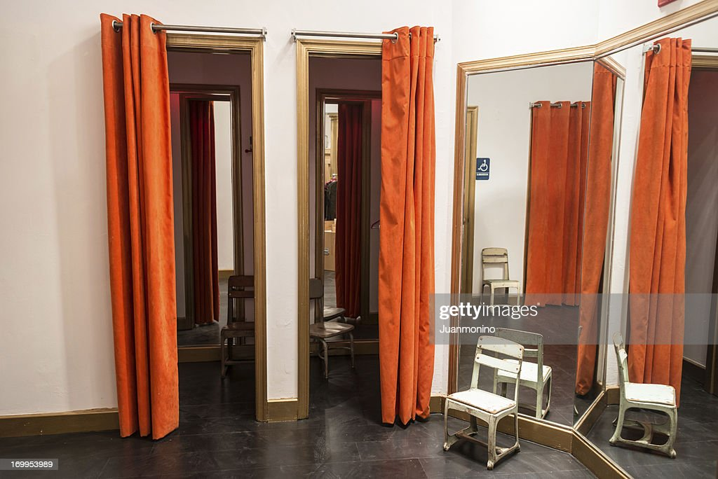 Boutique Fitting rooms