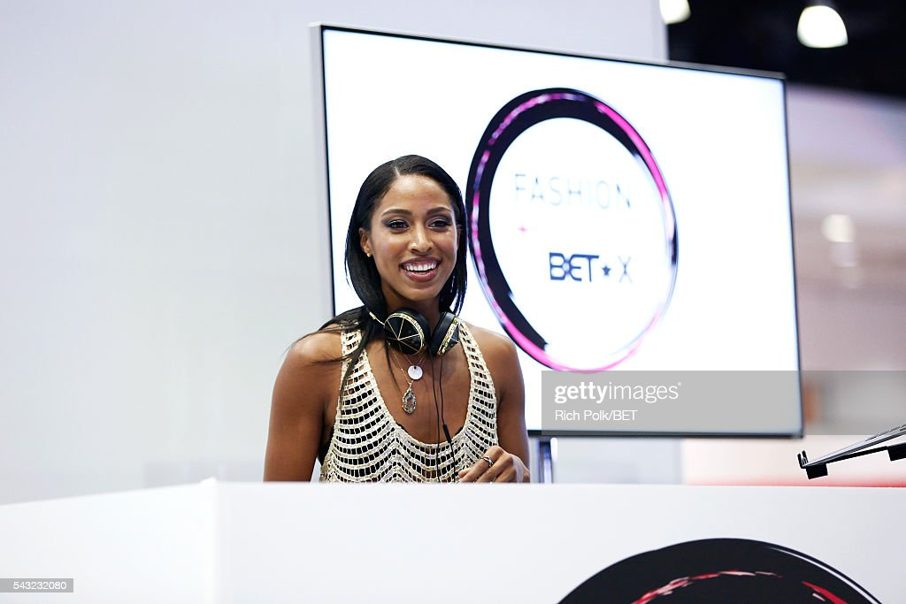 DJ Bova attends the Fan Fest during the 2016 BET Experience on June 26, 2016 in Los Angeles, California.