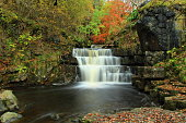 Bow Lee Beck Waterfall