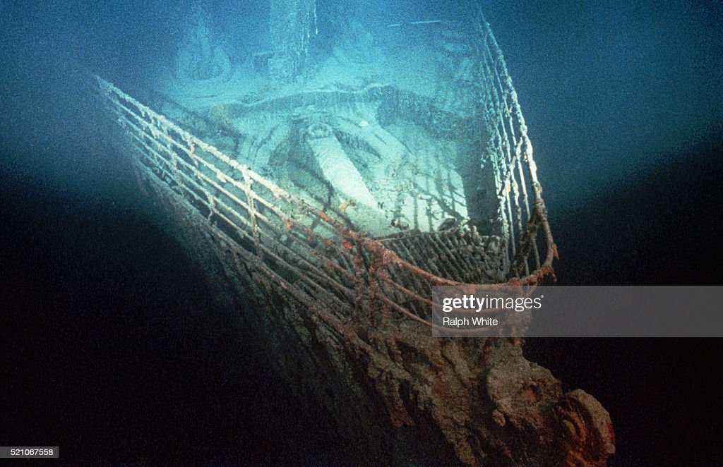 On September 1 1985 underwater explorer Robert Ballard located the worlds most famous shipwreck The Titanic lay largely intact at a depth of 12000 feet off the coast of St Johns Newfoundland Using a small submersible craft Ballard explored the wreck in 1986 taking a series of spectacular and haunting pictures and giving the world its first glimpse of the legendary ship in 73 years In August 1998 the hull of the Titanic was finally raised