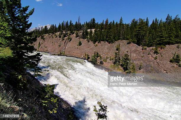 Bow River Falls, Banff, Banff Nationalpark