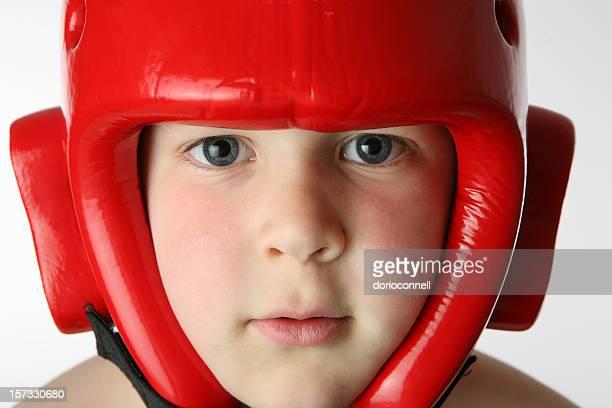 Schleife mit Helm
