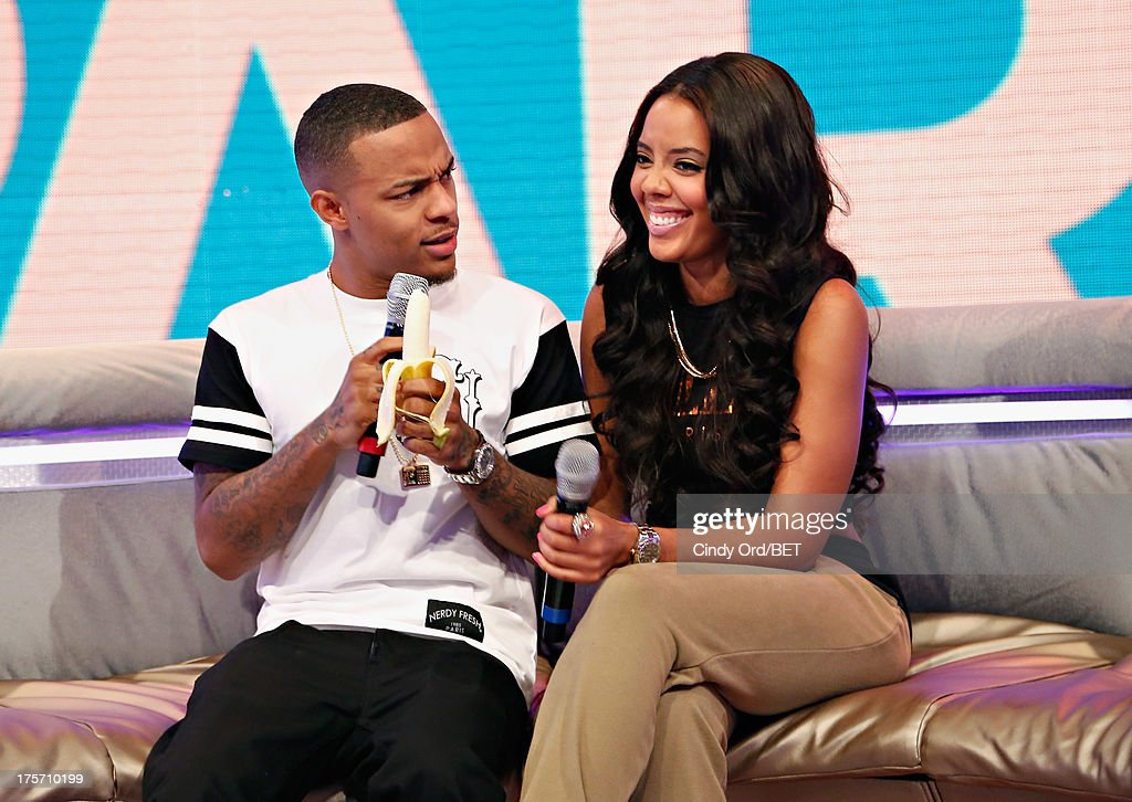 Terrence J and Rocsi Diaz Are Leaving BET s & Park