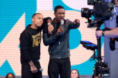 Bow Wow and Shorty Da Prince host BET's '106 Park' at BET Studios on March 21 2013 in New York City
