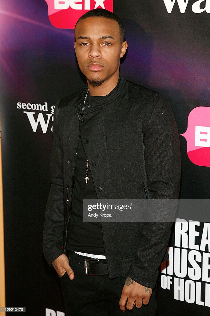 <a gi-track='captionPersonalityLinkClicked' href=/galleries/search?phrase=Bow+Wow+-+Rapper&family=editorial&specificpeople=211211 ng-click='$event.stopPropagation()'>Bow Wow</a> attends the 'Real Husbands Of Hollywood' & 'Second Generation Wayans' screening at SVA Theatre on January 14, 2013 in New York City.