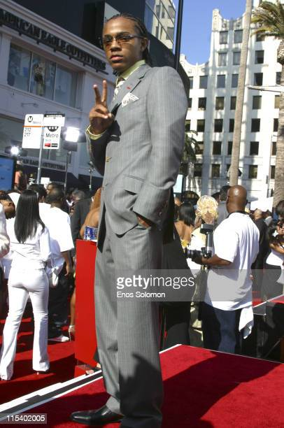 Bow Wow during 2005 BET Awards Arrivals at Kodak Theatre in Los Angeles California United States