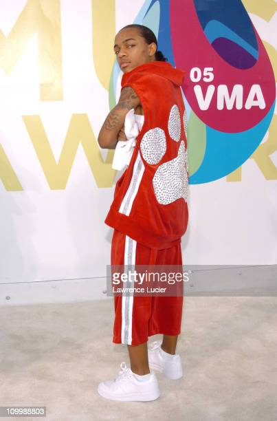 Bow Wow during 2005 MTV Video Music Awards Arrivals at American Airlines Arena in Miami Florida United States