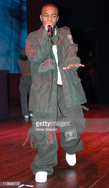 Bow Wow performs for VIP's and National Contest Winners at the House of Blues Las Vegas