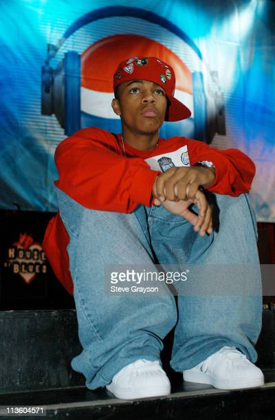 Bow Wow rehearses for his concert for VIP's and National Contest Winners at the House of Blues Las Vegas
