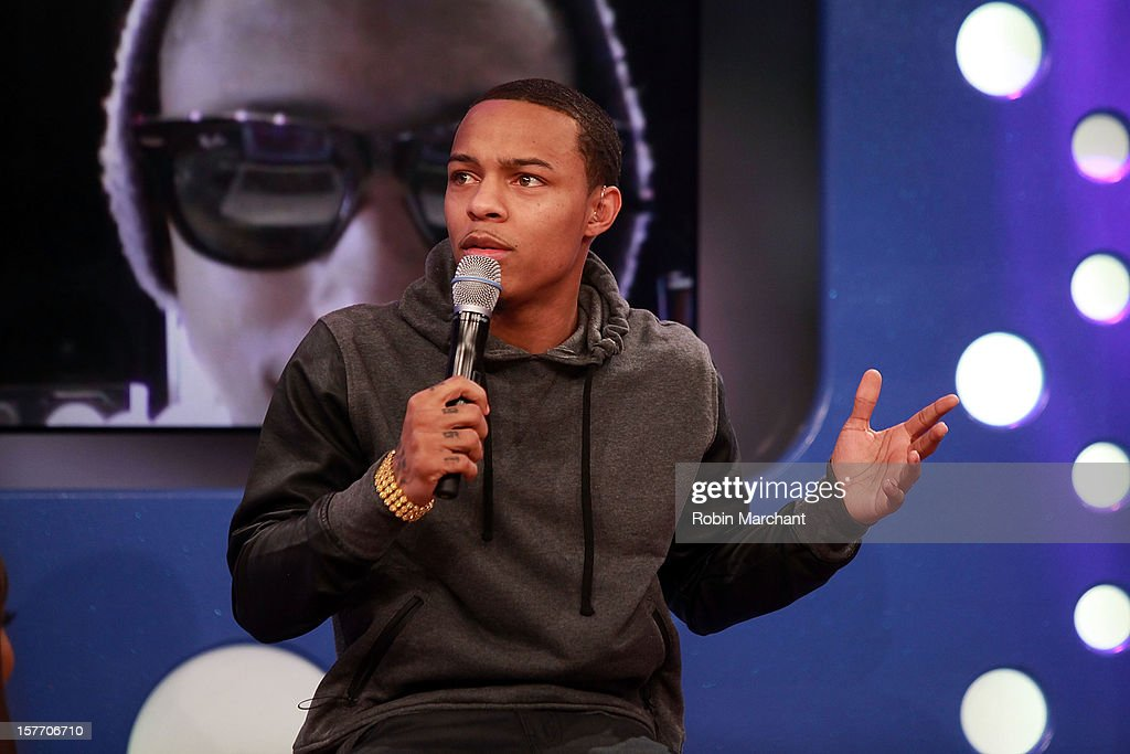 Bow Wow visits 106 & Park studio on December 5, 2012 in New York City.