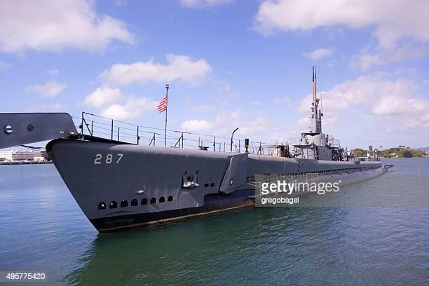 USS Bowfin en Pearl Harbor, Hawai