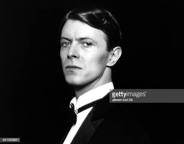 Bowie David *Sänger Schauspieler Grossbritannien Rollenportrait in dem Film 'Schöner Gigolo armer Gigolo' 1978