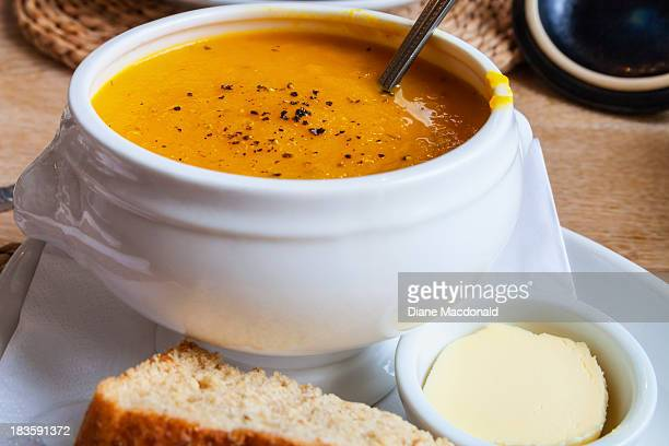 A Bowl of Carrot Soup