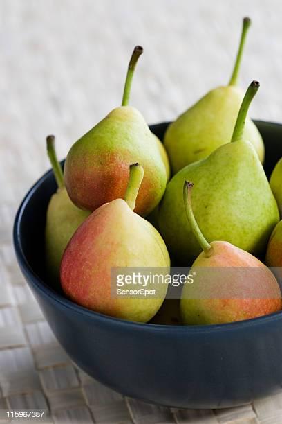 Tigela de peras