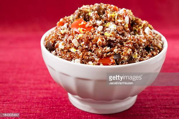 Bowl of Quinoa Salad