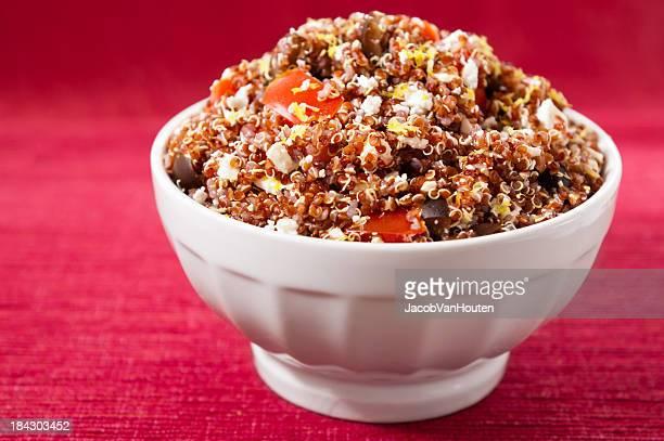 Bowl von Quinoa-Salat