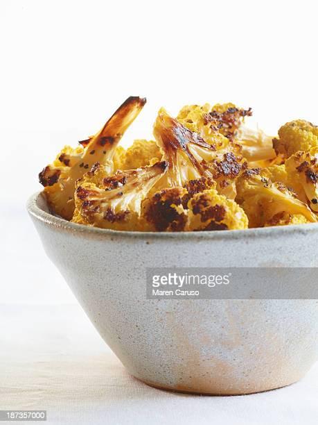 Bowl of Roasted Cauliflower