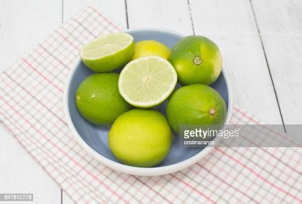 Bowl with citrus