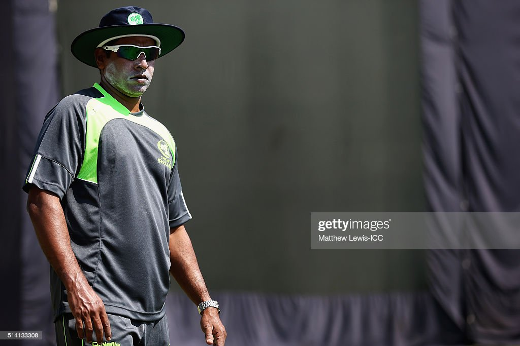 ICC Twenty20 World Cup: Ireland Training Session