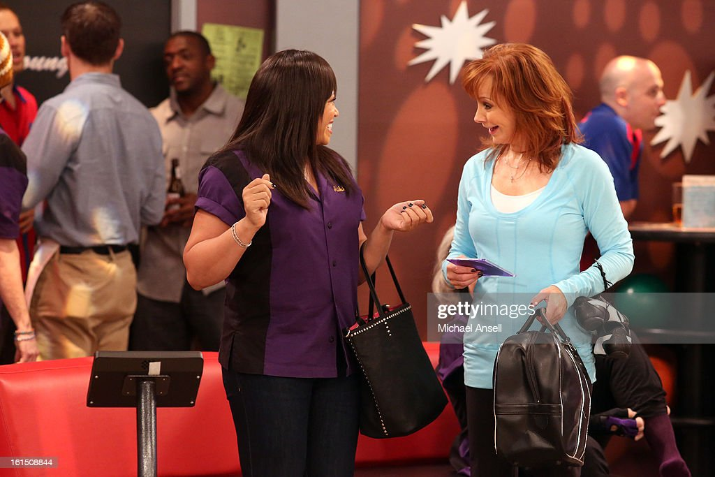 COUNTY - 'Bowling for Mama' - Reba, June and Cash vie to give Lillie Mae the very best birthday gift. But when her wish is for Reba to bowl for her league's opposing team, the competition gets less than friendly, on 'Malibu Country,' FRIDAY, FEBRUARY 22 (8:31-9:00 p.m., ET) on the ABC Television Network. TISHA