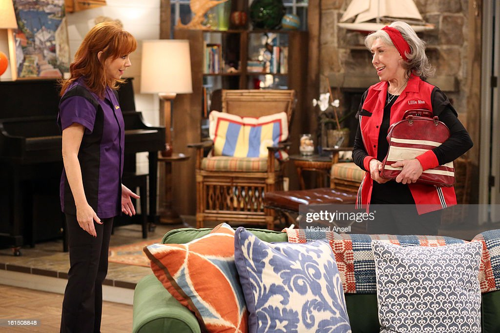 COUNTY - 'Bowling for Mama' - Reba, June and Cash vie to give Lillie Mae the very best birthday gift. But when her wish is for Reba to bowl for her league's opposing team, the competition gets less than friendly, on 'Malibu Country,' FRIDAY, FEBRUARY 22 (8:31-9:00 p.m., ET) on the ABC Television Network. TOMLIN