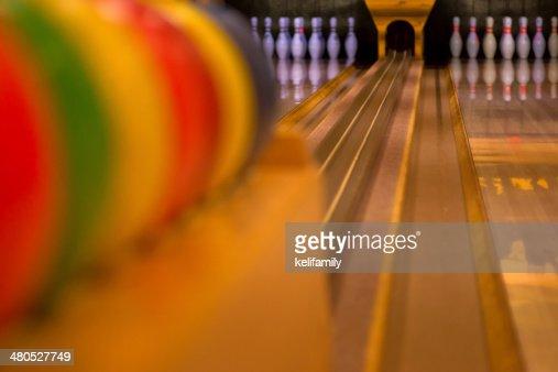 Bowling : Stock Photo