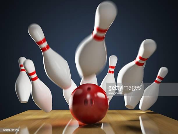 Strike de Bowling