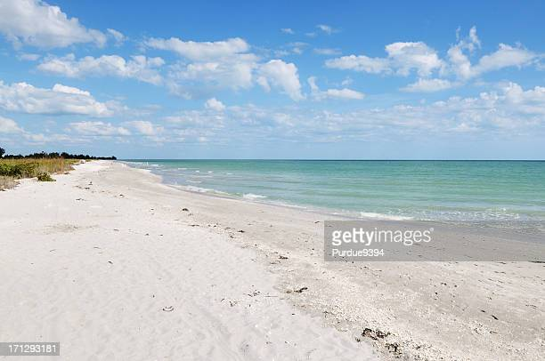 Bowman Beach on Sanibel Island Florida
