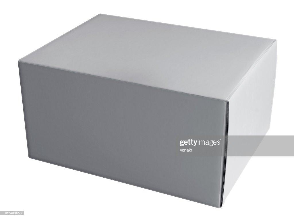Box white : Stockfoto