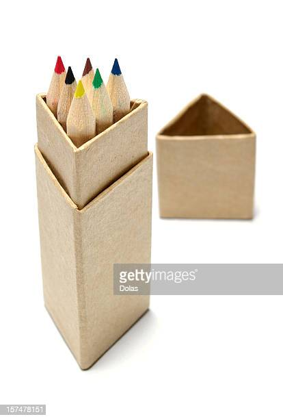 box with crayons