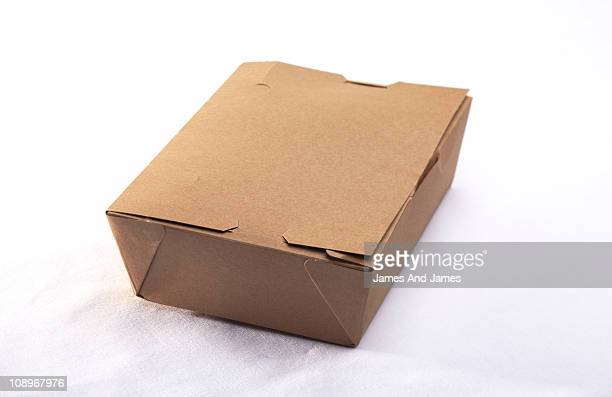 Box with Food To Go