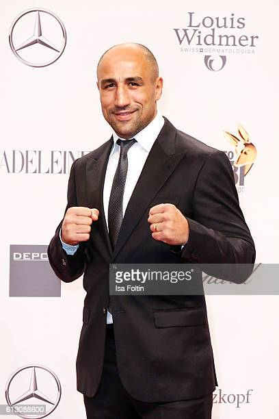 Boxer Arthur Abraham attends the Tribute To Bambi at Station on October 6 2016 in Berlin Germany