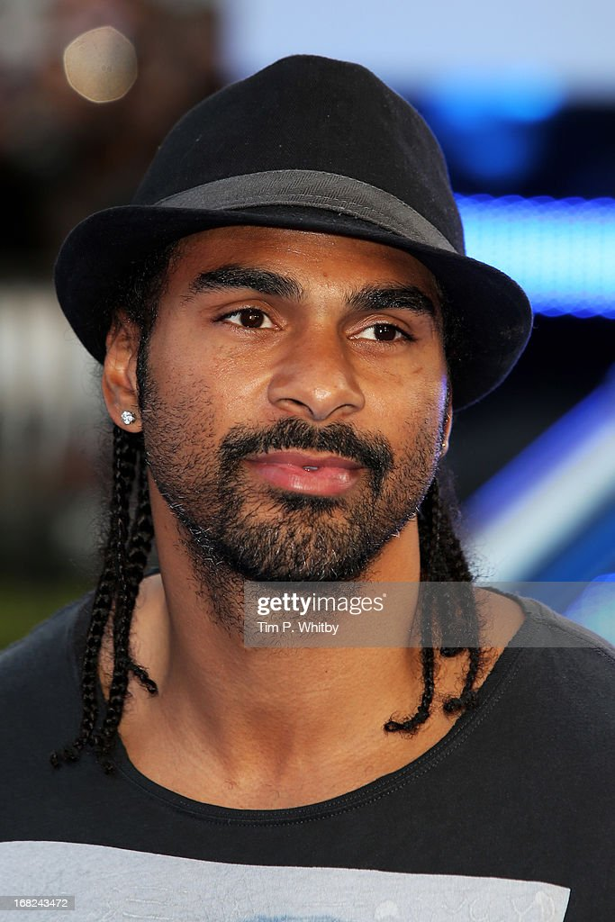 Boxer <a gi-track='captionPersonalityLinkClicked' href=/galleries/search?phrase=David+Haye&family=editorial&specificpeople=220778 ng-click='$event.stopPropagation()'>David Haye</a> attends the World Premiere of 'Fast & Furious 6' at Empire Leicester Square on May 7, 2013 in London, England.