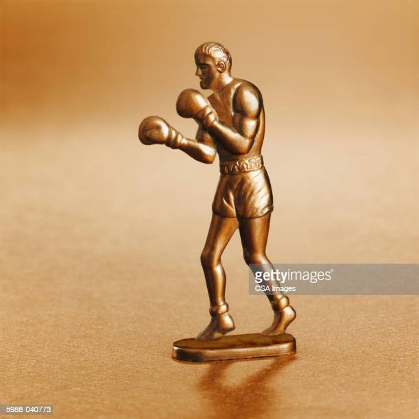 Boxer Figurine