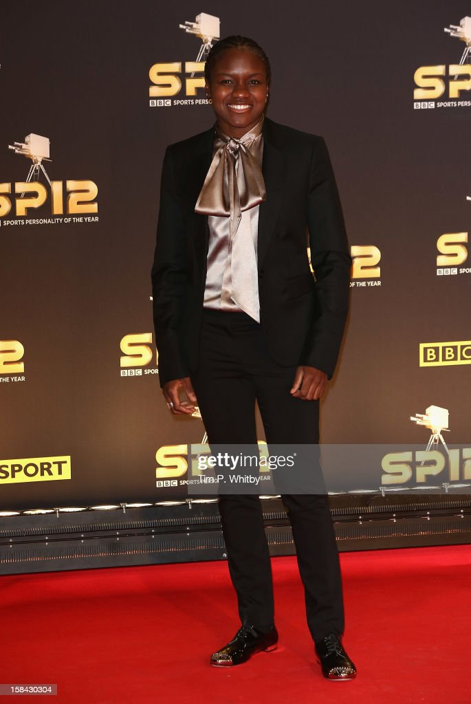 Boxer Nicola Adams attends the BBC Sports Personality of the Year Awards at ExCeL on December 16, 2012 in London, England.