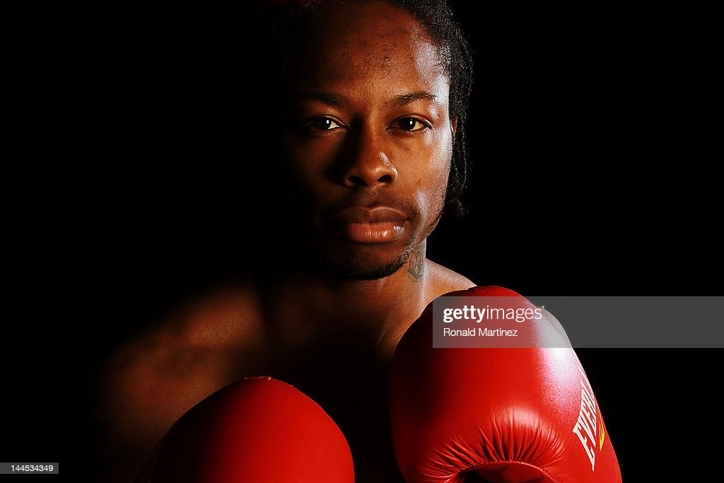 Boxer, Rau'shee Warren, poses for a portrait during the 2012 Team USA Media Summit on May 15, 2012 in Dallas, Texas.